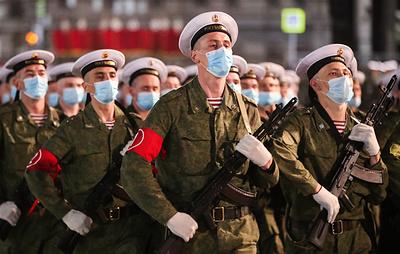 На сайте Минобороны открылся раздел о парадах Победы в 28 городах России