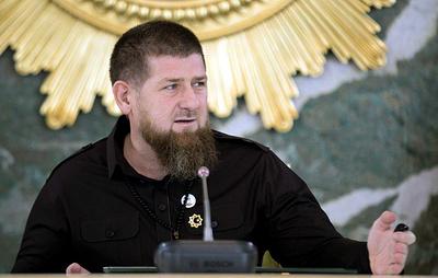 Кадыров считает, что Путин должен баллотироваться на новый президентский срок