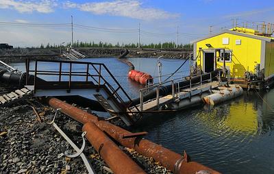 Специалисты оценивают объем сброшенных в тундру стоков в Норильске в 5-6 тыс. кубометров
