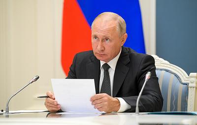 """Путин не будет участвовать в розыгрыше """"Миллиона призов"""""""