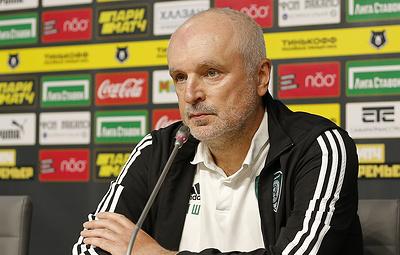 """Шалимов считает, что 2-й и 3-й голы стали ключевыми моментами в матче """"Арсенал"""" - """"Ахмат"""""""