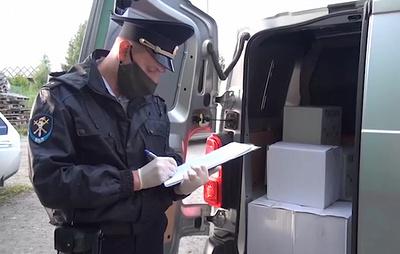 Полиция в Тюменской области изъяла нелегальный алкоголь на 19 млн рублей