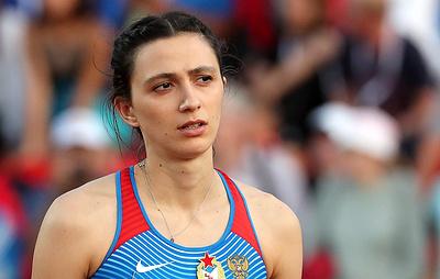 Ласицкене заявила, что не исключает уход из сборной России в связи с ситуацией вокруг ВФЛА