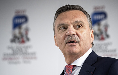 Фазель считает верным решение ФХР признать чемпионом России ЦСКА