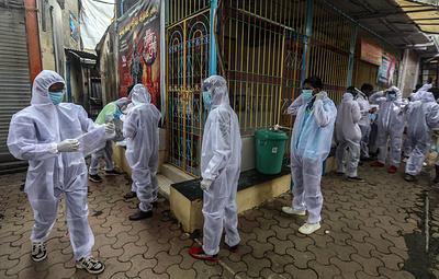 Рекордные темпы распространения коронавируса в мире. Более 212 тыс. заразившихся за сутки