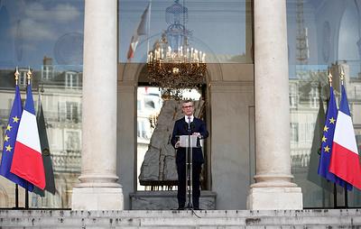 Жан-Ив Ле Дриан переназначен на пост главы МИД в новом правительстве Франции
