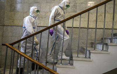 В Москве умерли еще 24 пациента с коронавирусом