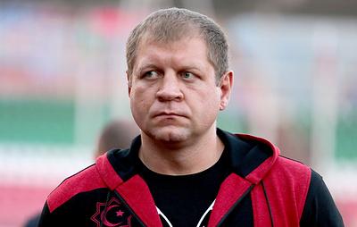 Бой Емельяненко - Исмаилов пройдет в Сочи со зрителями
