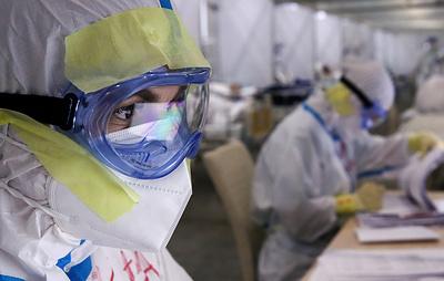 В Хабаровском крае обучили свыше 1 тыс. медиков для борьбы с COVID-19