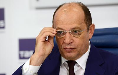 """Президент РПЛ Прядкин назвал историческим досрочное чемпионство """"Зенита"""""""
