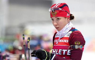 Биатлонистка Кайшева будет готовиться к сезону отдельно от сборной
