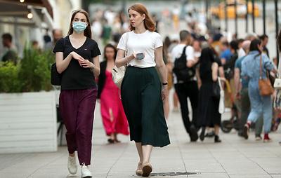 Обязательный масочный режим на улицах Москвы отменяется с 13 июля