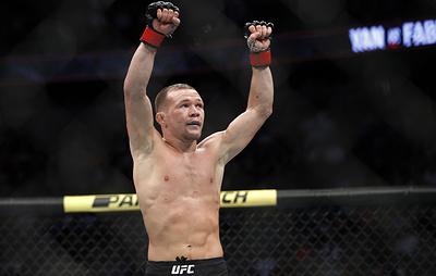 Петр Ян проведет бой за титул чемпиона UFC против Жозе Альдо