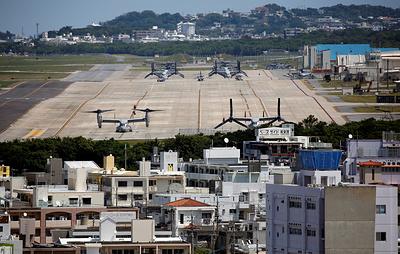 СМИ: на двух военных базах США в Японии ввели карантин из-за коронавируса