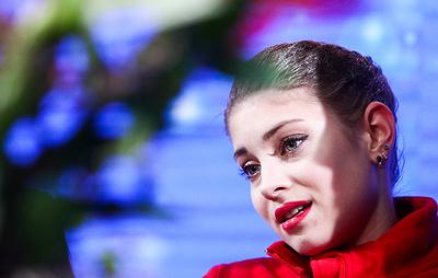 Фигуристка Косторная заявила, что победа в ISU Awards добавит ей мотивации и уверенности