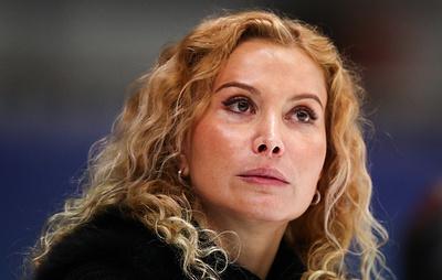 """Тутберидзе заявила, что попадание в номинацию """"Лучший тренер"""" является для нее честью"""