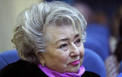 """Тарасова назвала Тутберидзе первооткрывателем пути к """"космическому"""" фигурному катанию"""