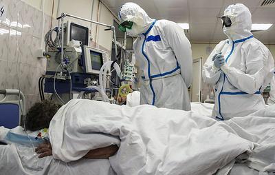 В Москве за сутки умерли 27 пациентов с коронавирусом