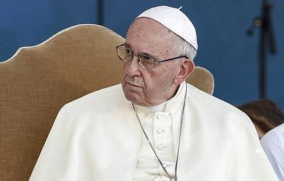 Папа Римский Франциск огорчен изменением статуса Софийского собора