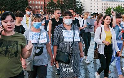 Власти Хабаровского края предупредили жителей о провокаторах на митингах