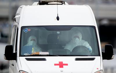 Медучреждения Приморья получили 13 новых машин скорой помощи для инфекционных бригад