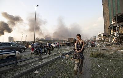 Al Jazeera: число погибших при взрыве в Бейруте увеличилось до 78