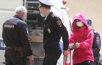 Защита вдовы рэпера Картрайта подала жалобу на ее арест