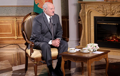 """Лукашенко заявил, что прозвище """"батька"""" стало брендом Белоруссии"""