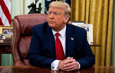 """Трамп назвал свое переизбрание """"последним, чего хочет Россия"""""""