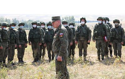 В Сибири и Поволжье начались крупнейшие учения двух армий ЦВО с участием 12 тыс. человек