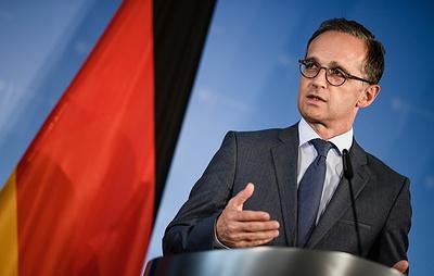 Маас заявил, что германо-российские отношения слишком важны, чтобы пускать их на самотек