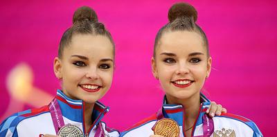 Когда не перебор. Лидерам сборной РФ по художественной гимнастике сестрам Авериным — по 22