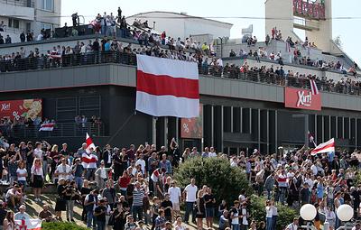 Оппозиция в Белоруссии 17 августа сформирует координационный совет для трансфера власти