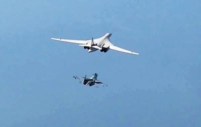 Два Ту-160 выполнили плановые полеты над Балтийским морем