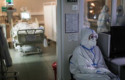 В Москве за сутки выявили максимум заразившихся коронавирусом с 26 июня