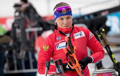 Биатлонистка Резцова объявила о пропуске сезона в связи с беременностью