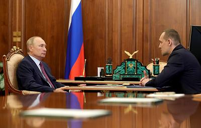 Путин: тема гаражной амнистии имеет ярко выраженную социальную составляющую