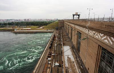 В МЧС предупредили об угрозе подтопления деревень при увеличении сброса воды Иркутской ГЭС