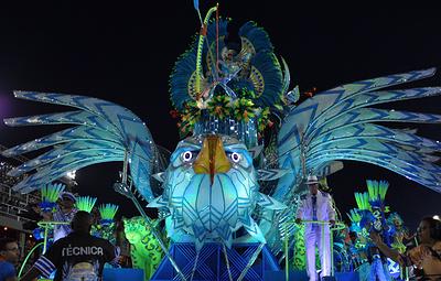 Globo: карнавал в Рио-де-Жанейро перенесен