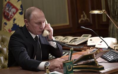 Пашинян позвонил Путину