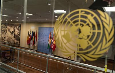 Совбез ООН призвал к незамедлительному прекращению огня в Нагорном Карабахе