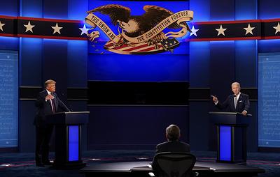 Байден обвинил Трампа в отказе критиковать Россию
