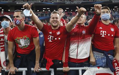 УЕФА разрешил заполнять трибуны на матчах сборных и еврокубков на 30% от вместимости арен