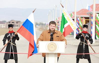 В Грозном открыли поселок для переселения жителей оползневых зон