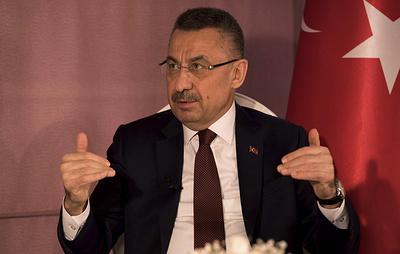 Турция готова отправить войска в Азербайджан в случае поступления соответствующего запроса