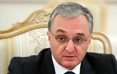 Глава МИД Армении назвал переговоры в Вашингтоне очень продуктивными