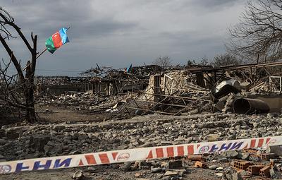В Баку сообщили о смерти россиянина, пострадавшего при ракетном ударе по Гяндже