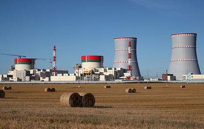 МЧС Белоруссии выдало разрешение на энергетический пуск первого энергоблока БелАЭС