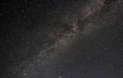 Луна не помешает наблюдению пика звездопада Леониды в ночь на 17 ноября