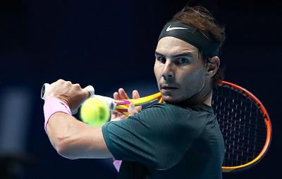 Надаль назвал полуфинал Итогового турнира ATP против Медведева невероятным вызовом